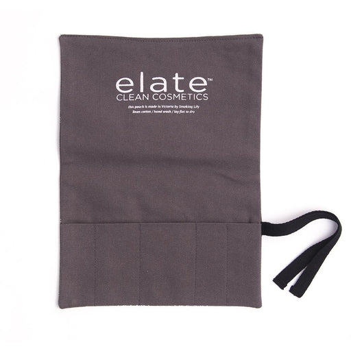 Elate Cosmetics Canvas Brush Roll up