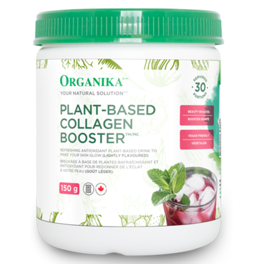 Organika Plant Based Collagen Booster