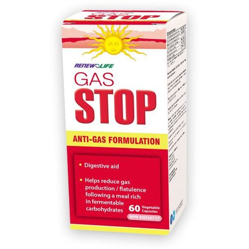 Renew Life GasStop Anti-Gas Formulation