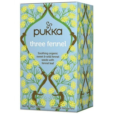 Pukka Three Fennel Herbal Tea
