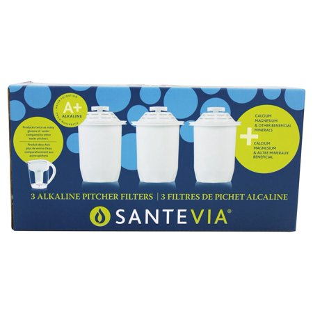Santevia 3 Pitcher Filter