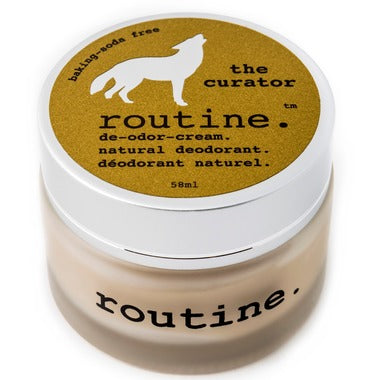 Routine Natural Deodorant THE CURATOR