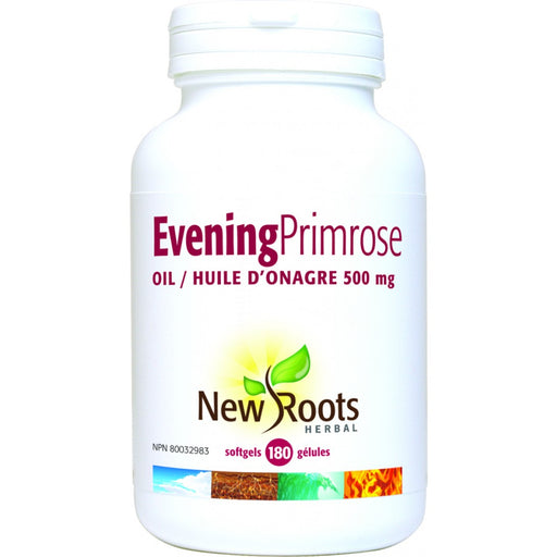 New Roots Evening Primrose Oil Capsules