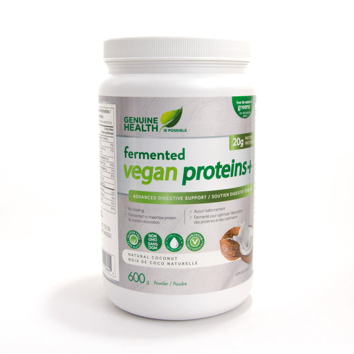 Genuine Health Vegan Fermented Protein