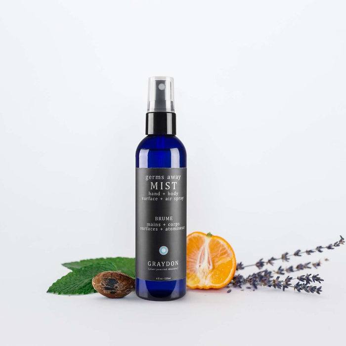 Graydon Skincare Germs Away Mist