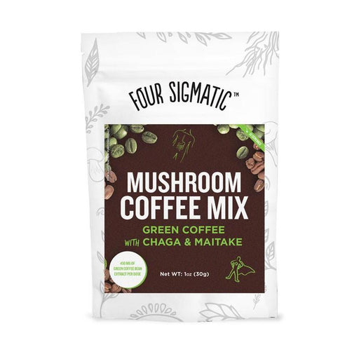 Four Sigmatic Mushroom Coffee with Green Coffee extract