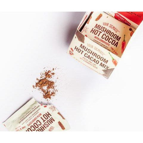 Four Sigmatic Mushroom Hot Cocoa with Cordyceps