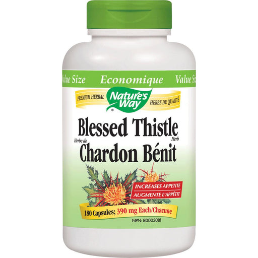 Nature's Way Blessed Thistle 180 capsules