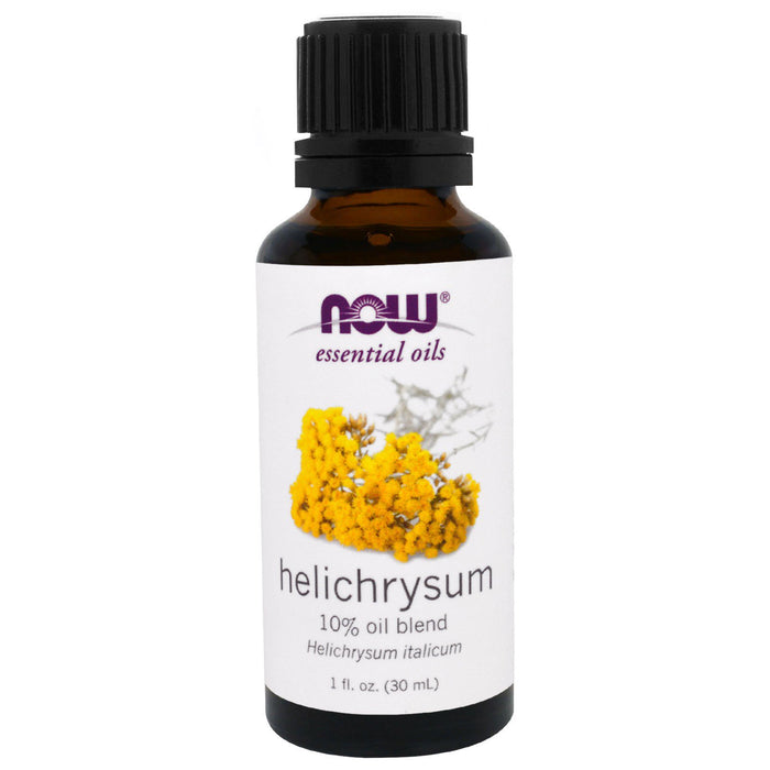 Now Essential Oils Helichrysum Essential Oil