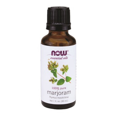 Now Essential Oils Marjoram Essential Oil