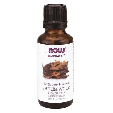 Now Essential Oils Sandalwood Essential Oil