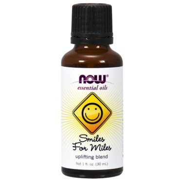 Now Essential Oils Smiles for Miles Blend