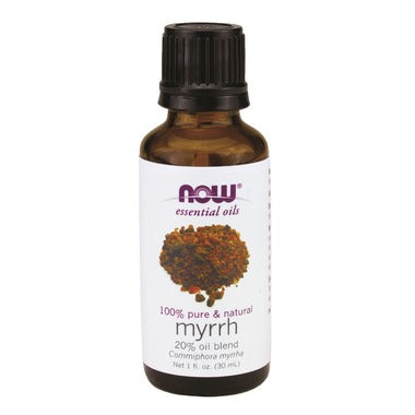 Now Essential Oils Myrrh Essential Oil
