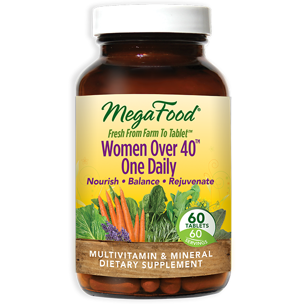 Megafood Women's Over 40 One Daily