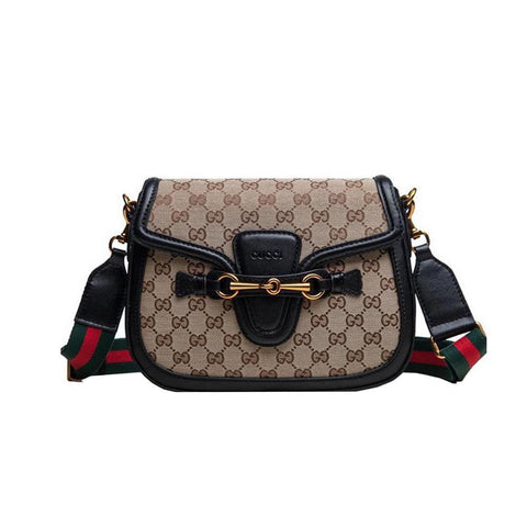 Gucci Lady Web Original GG Canvas Crossbody