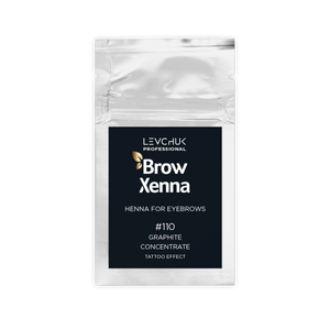 BrowXenna® #110 Graphite Concentrate (Sachet)