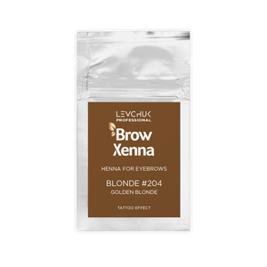BrowXenna® #204 Golden Blonde (Sachet)