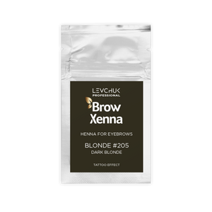 BrowXenna® #205 Dark Blonde (Sachet)