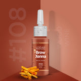 **NEW** BrowXenna® #108 Wood Wine (Vial)