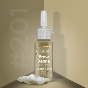 BrowXenna® #201 Pearl Blonde (Vial)