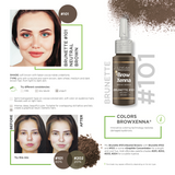BrowXenna® #101 Neutral Brown (Sachet)