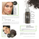 **NEW** BrowXenna® #107 Dark Earth (Sachet)