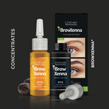 BrowXenna® #110 Graphite Concentrate (Vial)