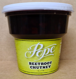 Pope Beetroot Chutney