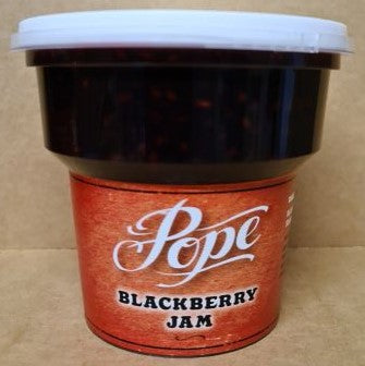 Pope Blackberry Jam