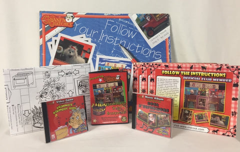 Follow Your Instructions Fun Pack