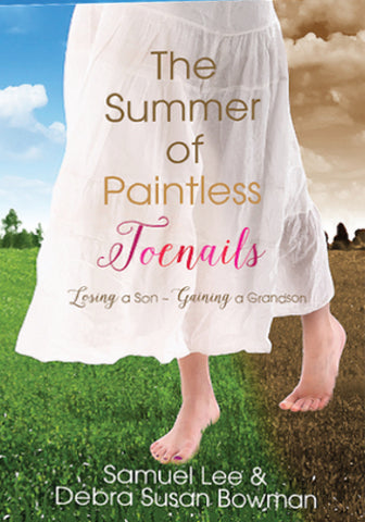 Summer of Paintless Toenails