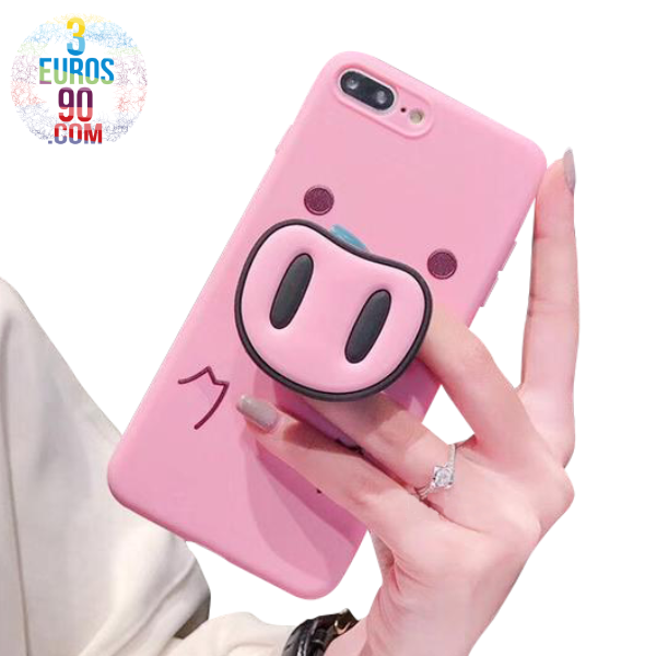 coque cochon iphone xr