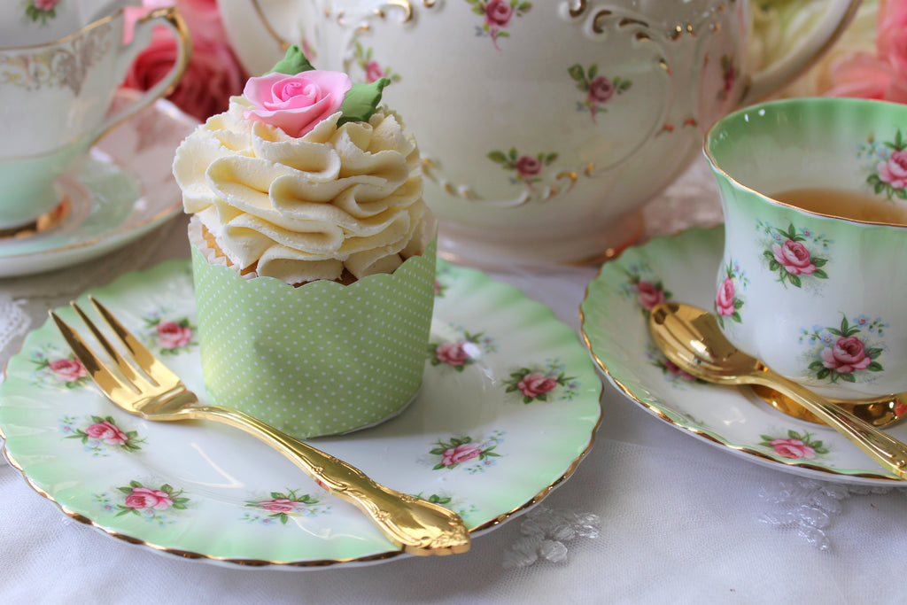 TEAL High Tea