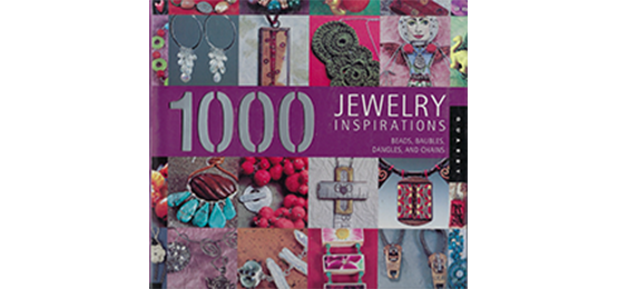 1,000 Jewelry Inspirations<br> Beads, Baubles, Dangles, and Chains <br>By Sandra Salamony