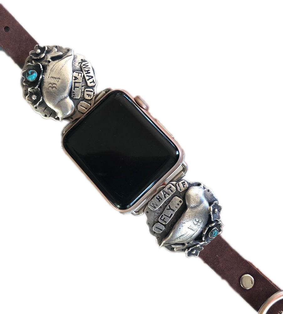 What If I Fly Apple Watch Band