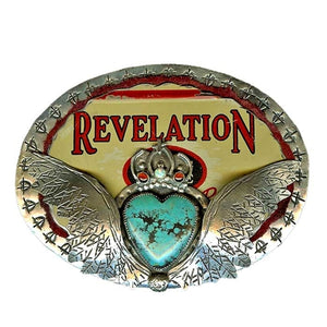 Revelation Belt Buckle