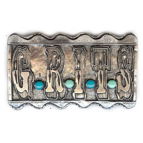 GRITS Belt Buckle