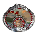 Keep Hope Alive Belt Buckle