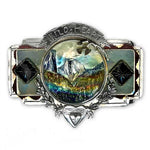 Wild Heart Yosemite Belt Buckle