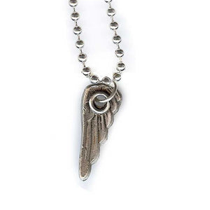 Team Sweet Bird Wing Charm