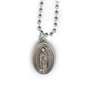 Our Lady of Guadalupe Pray for Us Charm