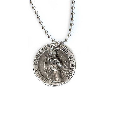Saint Christopher Charm