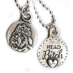 Head Bitch Pendant