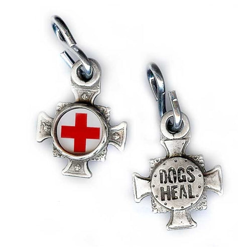 Dogs Heal Tag