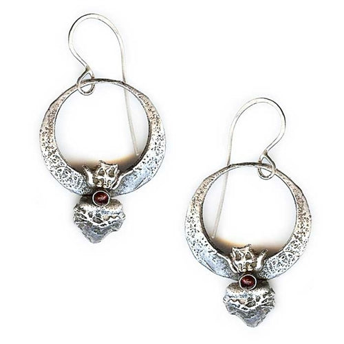 Sacred Heart Earrings