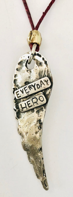 Everyday Hero Necklace