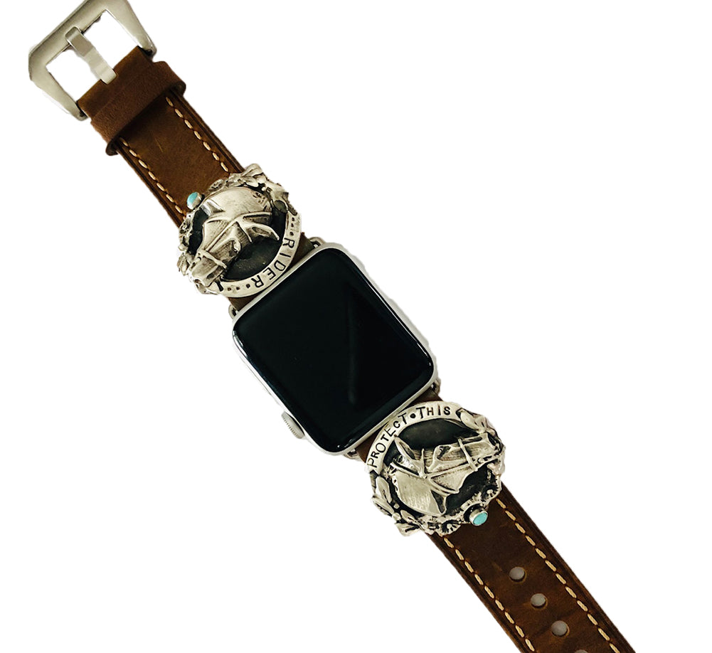 Protect This Rider Apple Watch Band