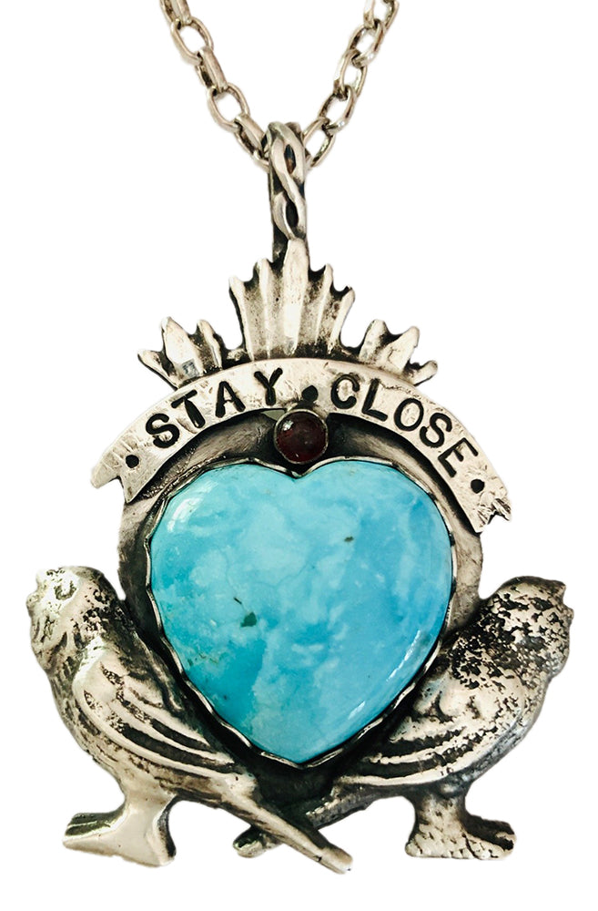 Stay Close Necklace