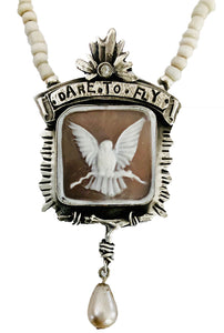 Dare To Fly Necklace