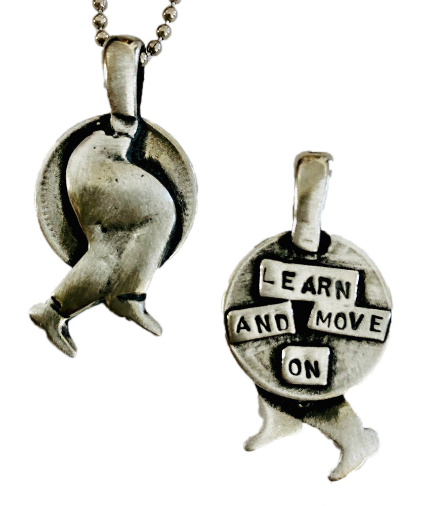 Learn & Move On Pendant